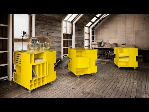 Living vol. 5 #montanafurniture #danishdesign #furniture #shelvingsystem #interior #inspiration #yellow