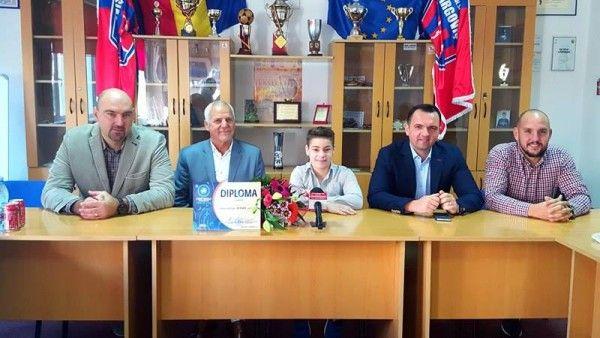 VIDEO. Târgovișteanca Maria Cioclea, locul 3 la Campionatul Mondial de Lupte…