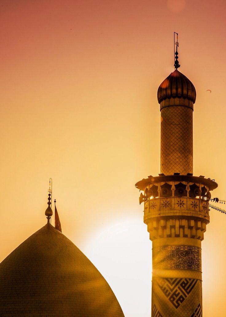 Mosque of Abbas Ibn Ali - Karbala