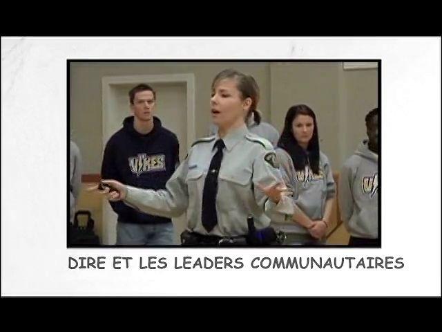 DIRE et les leaders communautaires. Un aperçu du rôle des leaders communautaires au sein du programme DIRE.