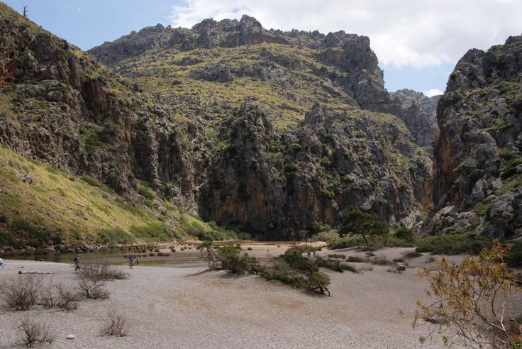 Torrent de Pareis, prachtige kloof bij sa Calobra