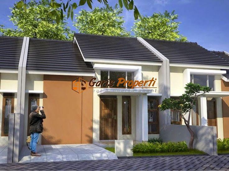 Rumah Baru Minimalis Dijual di Jogja Griya Trikan Jalan Magelang Sleman, Harga Mulai Dari 200 Jutaan