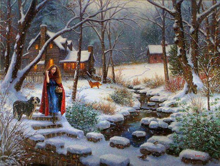 Mark Keathley | landscape paintings | Pinterest