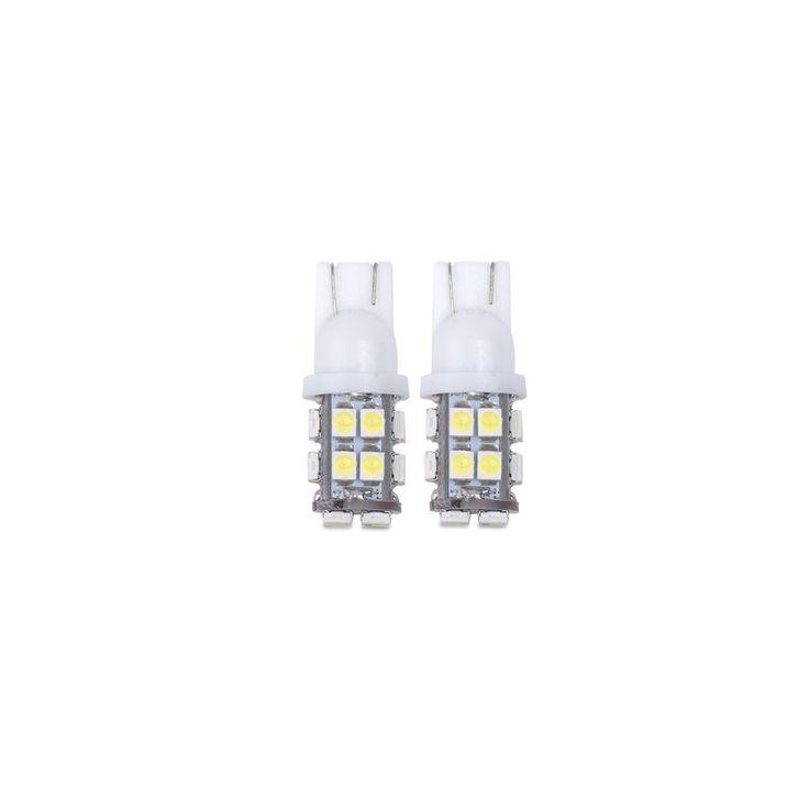 2X Super Bright T10 20 SMD 1206 W5W LED Car led light 194 168 clearance Turn signal lamp1206/3020 car LED light bulbs lamp