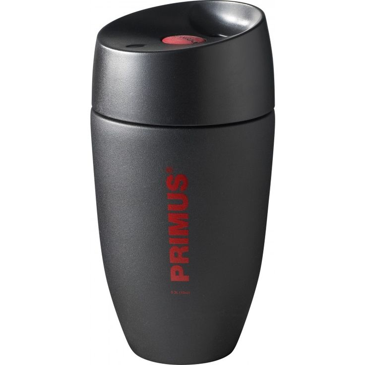 Vacuum Commuter Mug 0.3 l - Black