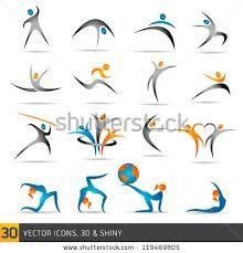 fitness logo - Google Search                                                                                                                                                                                 Más
