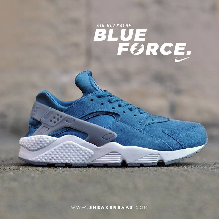 "#nike #air #huarache #blueforce #sneakerbaas #baasbovenbaas  Nike Air Huarache ""Blue Force"" - Still available online, priced at €119,95  For more info about your order please send an e-mail to webshop #sneakerbaas.com!"