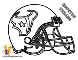 Houston Texans Football Helmets at Coloring Pages For Kids Boys