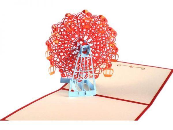 ferris wheel kirigami, Pattern kirigami Gear Heart Pattern kirigami 0 pattern kirigami 90 pattern kirigami 180 pattern kirigami 180 độ