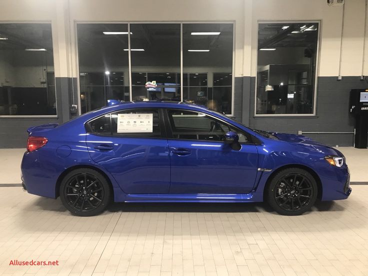 Subaru Impreza for Sale Unique New 2020 Subaru Wrx