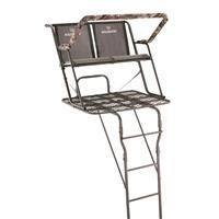 Bolderton 17' Deluxe Two-Man Ladder Stand: Bolderton 17' Deluxe Two-Man Ladder Stand
