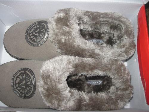Bedroom Athletics Ladies Slipper Boots