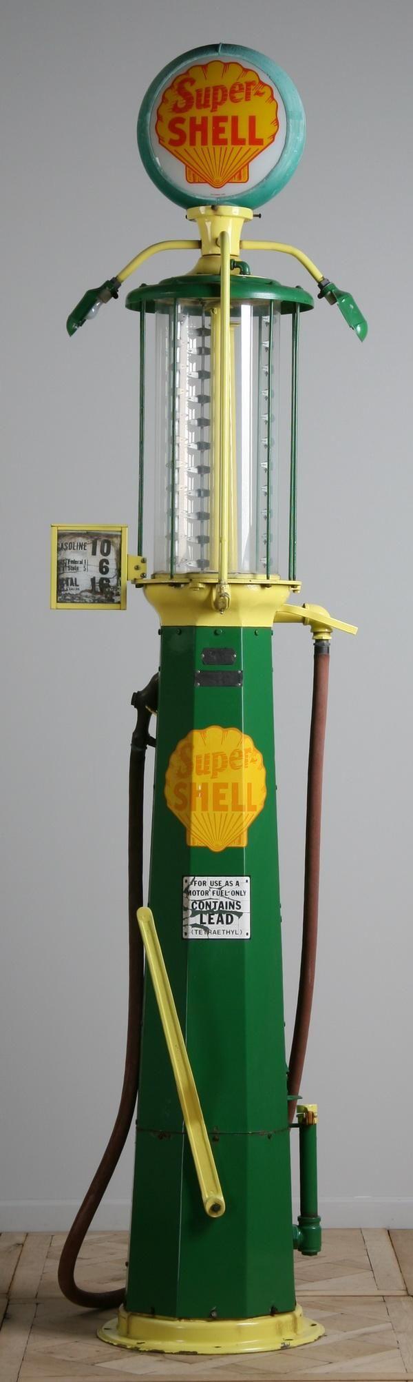 Vintage Gas Pump. ★。☆。JpM ENTERTAINMENT ☆。★。