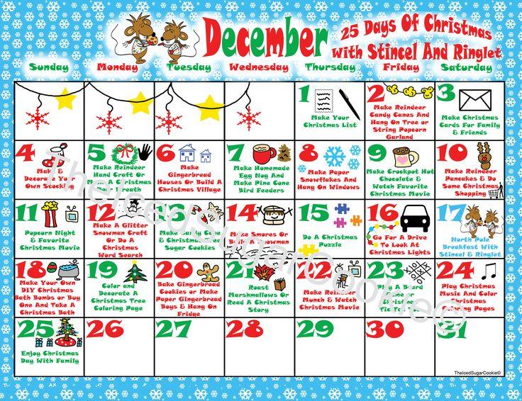 1000 ideas about christmas activities on pinterest christmas activities for toddlers. Black Bedroom Furniture Sets. Home Design Ideas