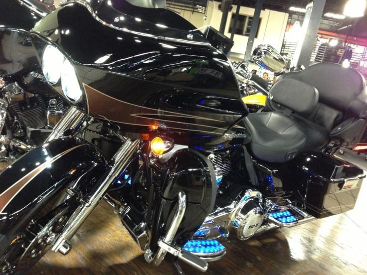 Custom Heated Seats Amp Backrest Led Lighting With Blue