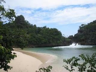Sempu Island. Malang, Indonesia.