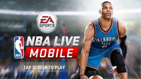 NBA Live Mobile Hack (Android/iOS) - www.HacksWork.com