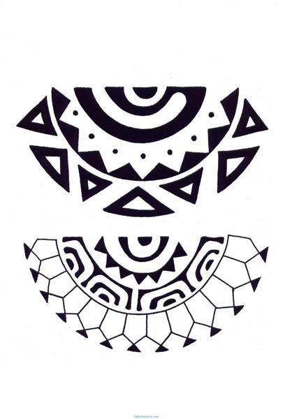 Fotos de Tatuajes: Especial: tribales maories                              …