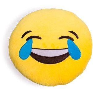 Ghost Emoji Pillow