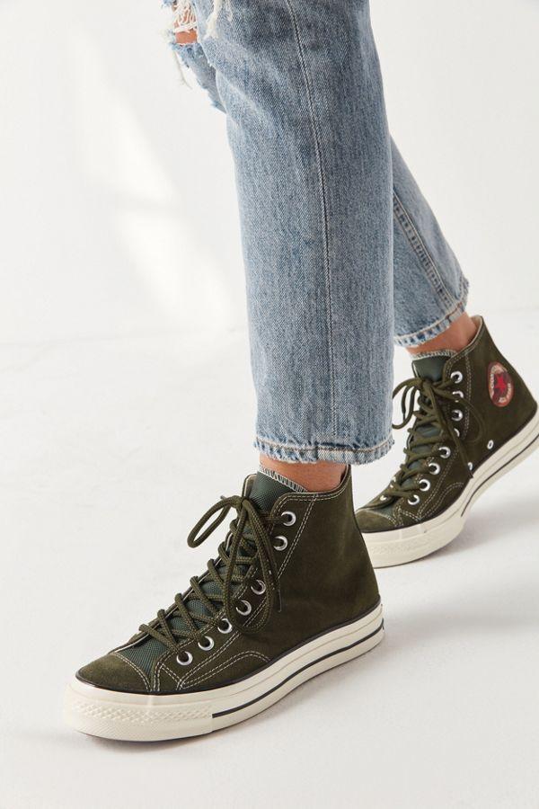 Converse Chuck 70 Base Camp High Top Sneaker in 2019  2358ee633