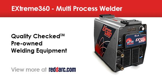 Used EXtreme 360 MultiProcess #Welder   More > http://www.red-d-arc.com/used-equipment.aspx?&b=&c=US&s=&p=&pg=4&y=&CatID=45&sc=171&view=1  #Chicago #Detriot #CharlotteNC #Welding