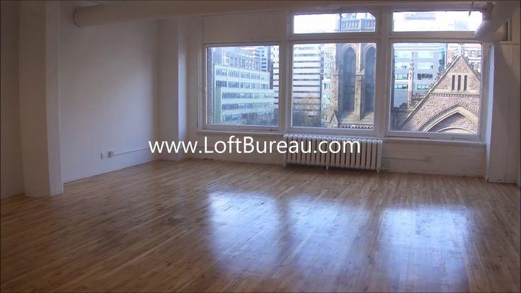 Bureau à louer Montreal style loft 1708-6203 pc
