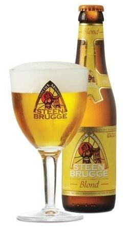Steenbrugge Blond, St Pieters abdij Steenhuffel N.V. Palm, 6.5%