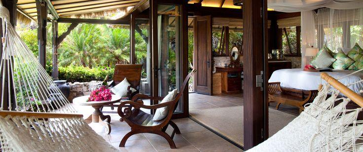 HONEYMOOD VILLA / /  Necker Island: Bali Buah