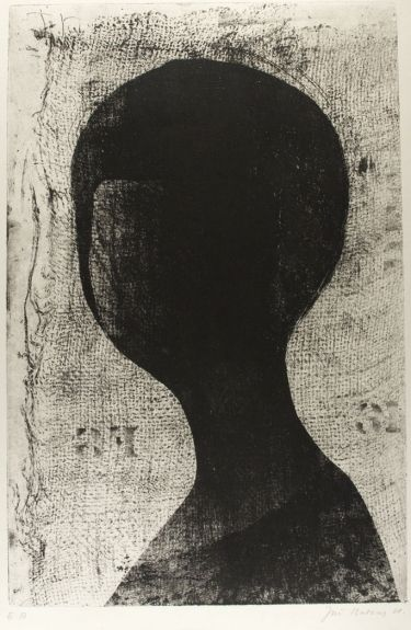 Her Black Head - Jiří Balcar 1968