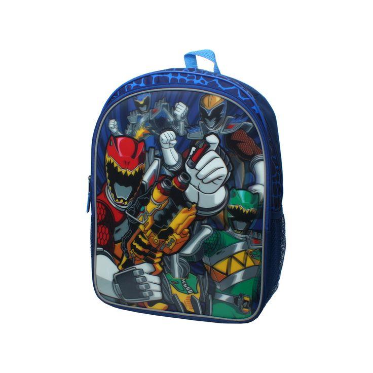 Power Rangers 16 Kids' Backpack - Blue