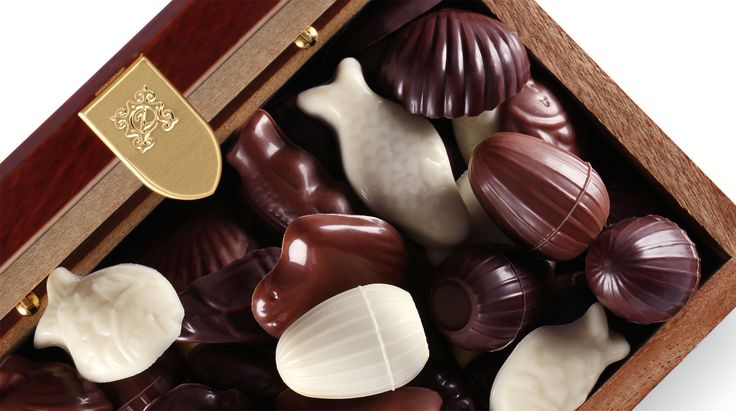 zChocolate reinforces their reputation for 'perfection with pure French savoir-faire' with a limited release of their exceptional Easter Pralines.