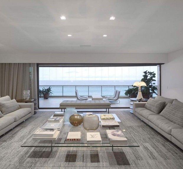 Um apartamento dos sonhos na Barra da Tijuca - Fashionismo