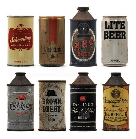 Inspiration: Vintage Packaging & Labels