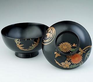 """Wajima-nuri"" lacquer ware"