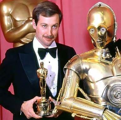 "John Mollo 18.3.1931 - 25.10.2017, british costume designer (Oscar 1978 for ""Star Wars"" and Oscar 1983 for ""Gandhi"")"