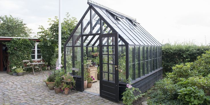 VIS MIG DIT DRIVHUS / Show me your greenhouse by Klematis, Denmark