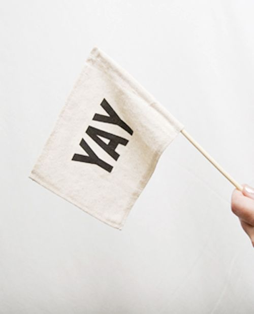 YAY.: Wedding Signage, Happy Friday, Idea, Life, The Bride, Yay Flags, Things, Wedding Ceremony, Send Off