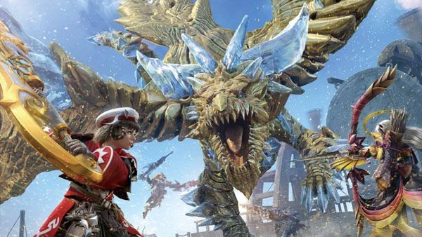 Monster Hunter For PS4, Xbox One, And PC: 'Frontier Online 2' To ...