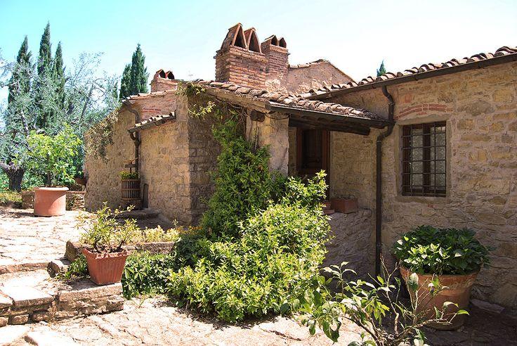 B&B Fagiolari, Panzano in Chianti, Tuscany, Italy