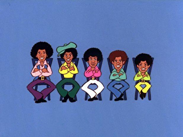 Jackson 5 Cartoon Characters : Best images about jackson cartoon on pinterest