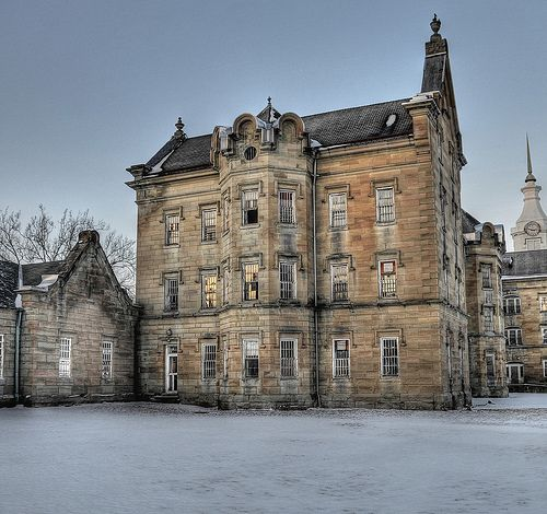 Kirkbride Designed Building. | Abandoned but not Forgotten ...