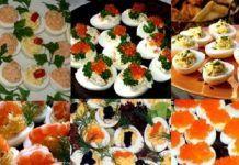 Ouă umplute – 26 de umpluturi pentru un aperitiv delicios!
