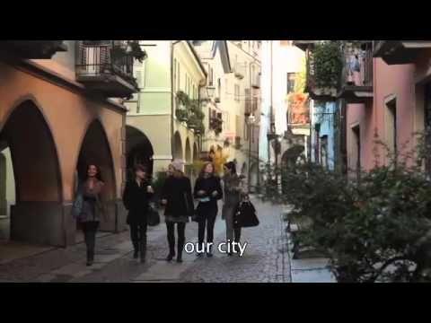 Cuneo, is so beautiful that it seems like an artist's work