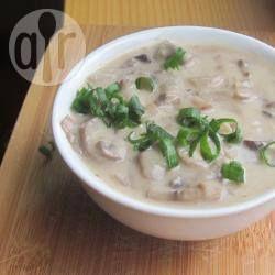 Грибной соус из сушеных грибов и шампиньонов @ allrecipes.ru