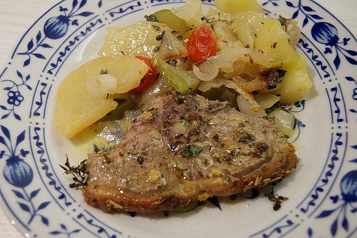 Blechkartoffeln mit Lammkotelett, ein raffiniertes Rezept aus der Kategorie Lamm & Ziege. Bewertungen: 78. Durchschnitt: Ø 4,3.