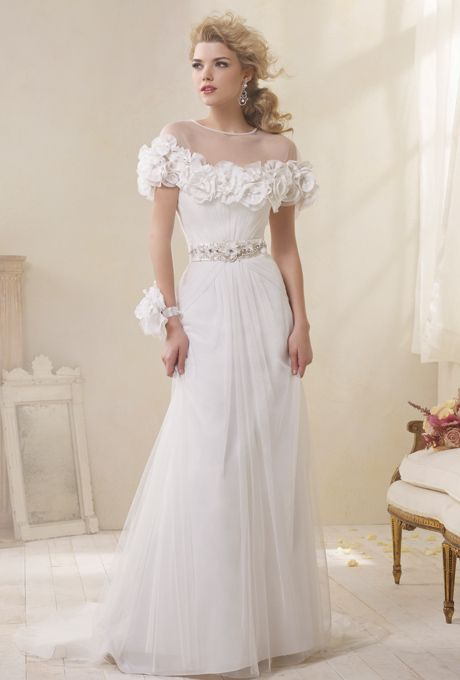 Modern Vintage by Alfred Angelo  --  Style: 8503J