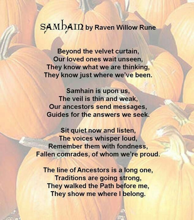 Samhain                                                                                                                                                                                 More