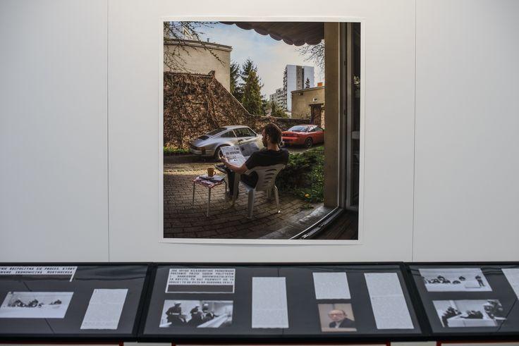 "Roee Rosen, Zbigniew Libera ""Noc sądu"" | 16.05.2014 - 29.06.2014 | Galeria Labirynt, Lublin || fot. W. Pacewicz"