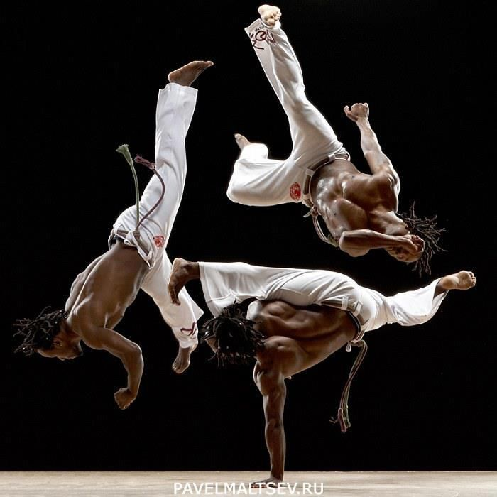 The beauty of Capoeira!