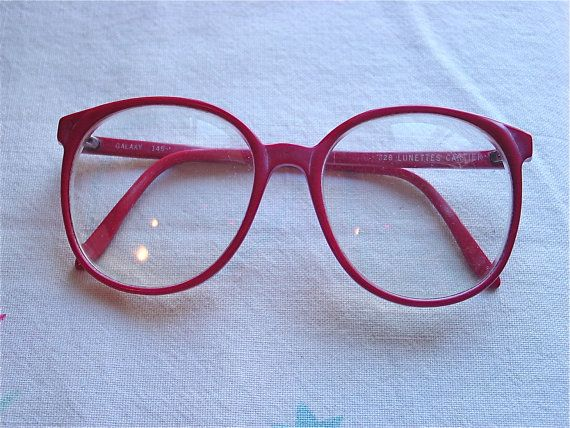 Lunettes Cartier Galaxy Oversized Glasses Frames by GraciousGood, $65.00